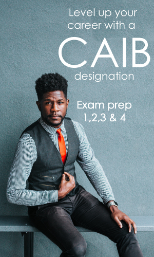 Level up your career with CAIB!
